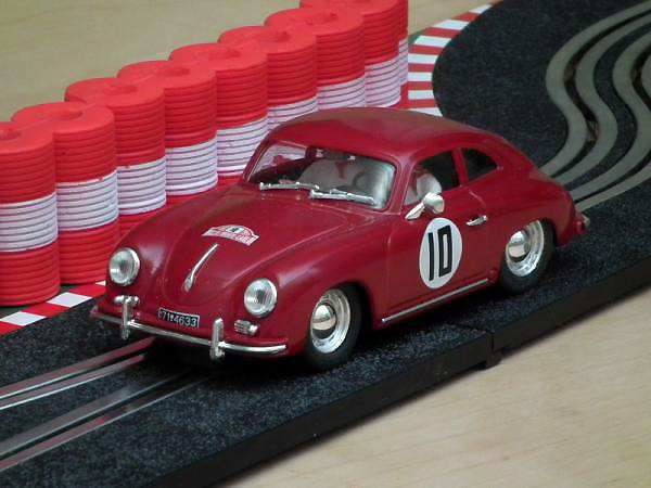 The Dirty Dozen: Rally Car Showdown Porsche 356